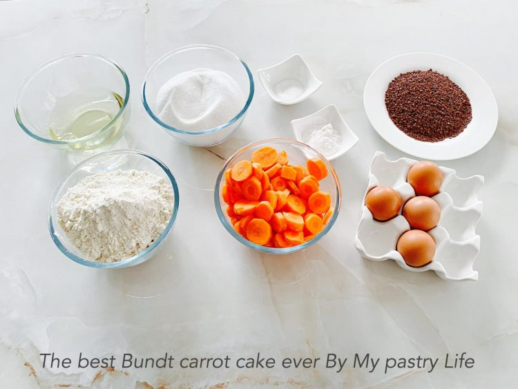 THE BEST BUNDT CARROT CAKE IN THE WORLD